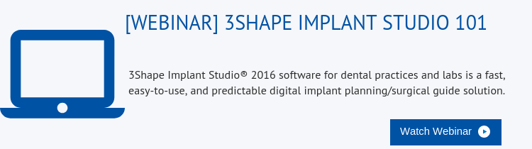 3Shape Remote Design - Can I Do it?