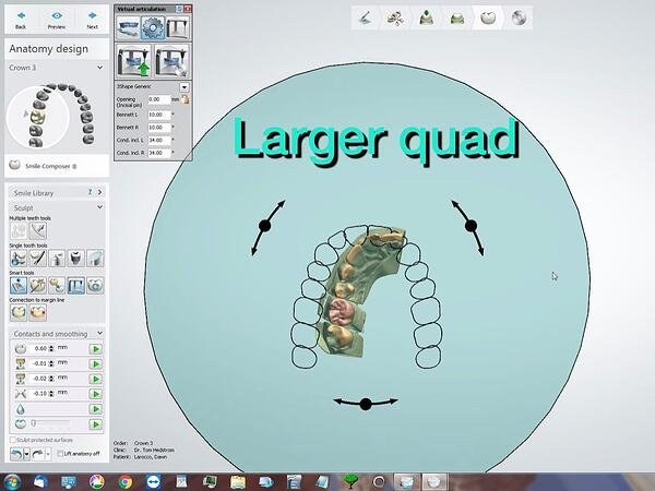 Quadrant Models 3