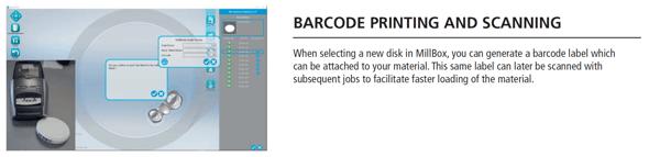 Barcode Printing Millbox