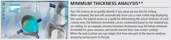 Minimum Thickness Millbox