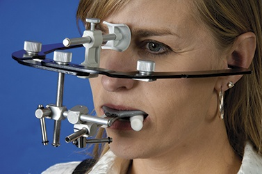 Image for Dentist newsletter - 90 Seconds for a Facebow . . .