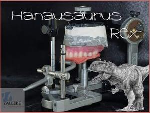 Hanausaurus Rex