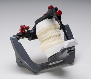 Mark 330 Articulator_Reclined w Model