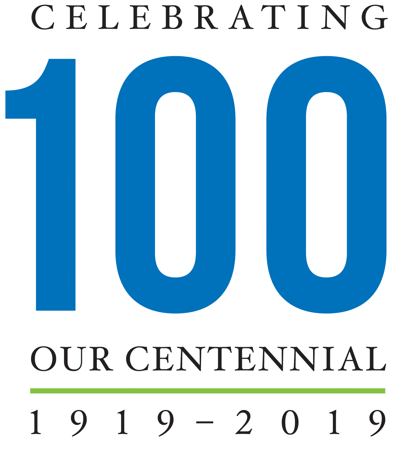 Did You Know it's Our 100th Birthday?